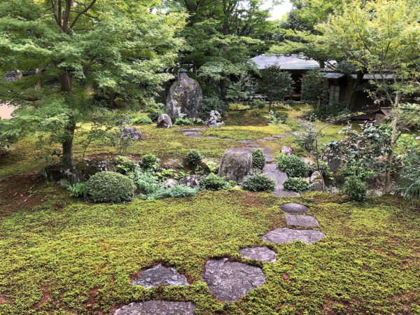 大徳寺 黄梅院庭園