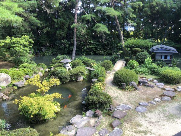 松桜閣庭園(天真寺)