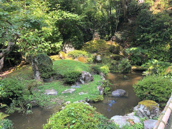 吉水院庭園(吉水神社)