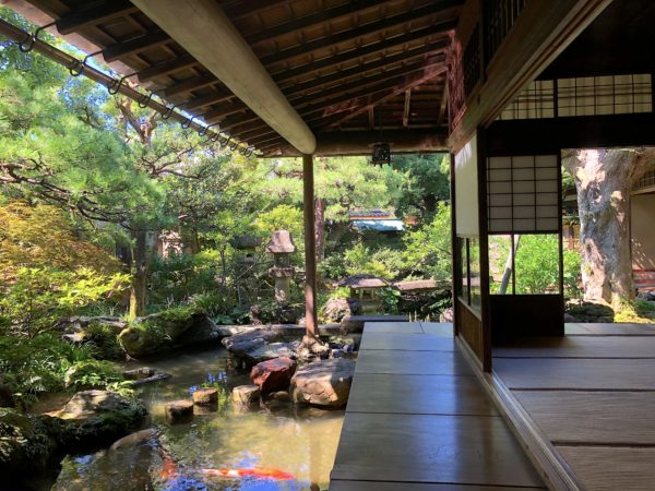 武家屋敷跡 野村家庭園 / Nomura Samurai House Garden, Kanazawa, Ishikawa
