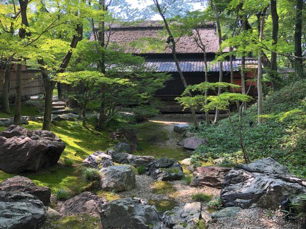 八勝館庭園