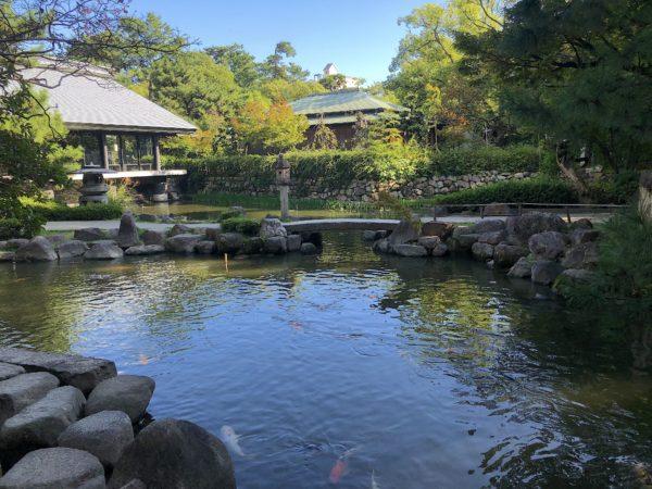 西宮神社神苑