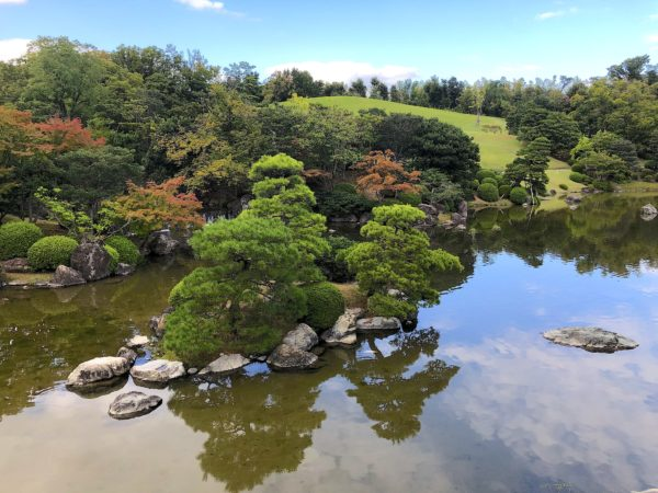 万博記念公園 日本庭園 / Expo'70 Park Japanese Garden, Suita, Osaka