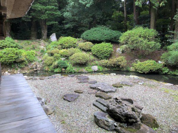 時国氏庭園