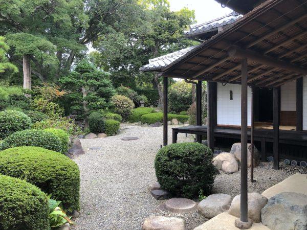 もりぐち歴史館(旧中西家住宅)