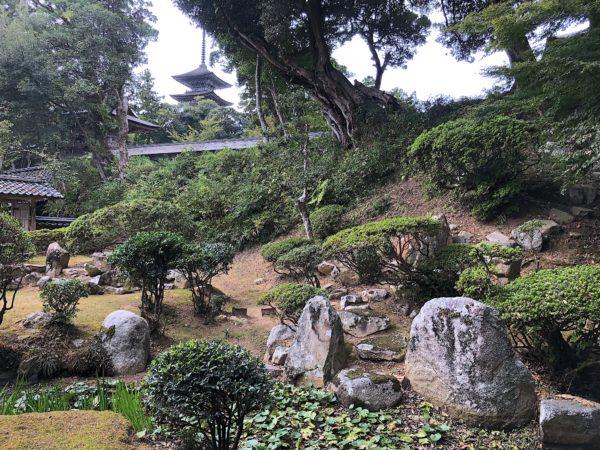 妙成寺庭園