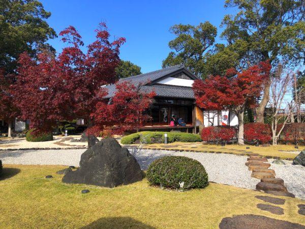 旧近衛邸(西尾市歴史公園)