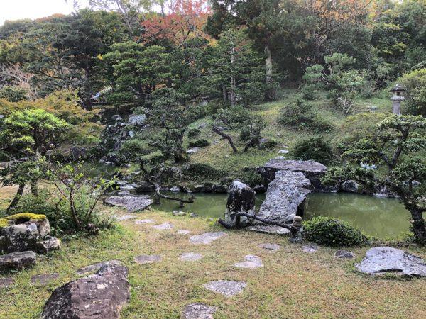 護國寺庭園