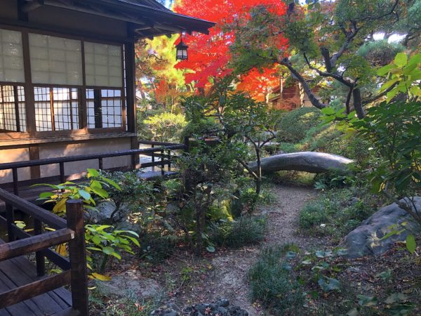 尚古荘庭園