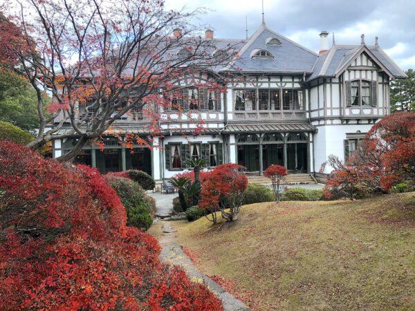 旧松本家住宅(洋館)