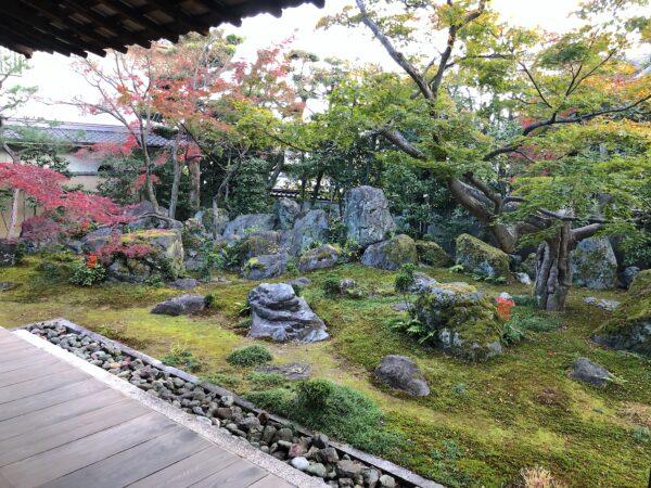 法輪寺庭園(だるま寺)