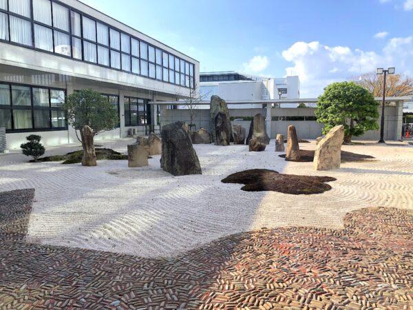 島根県庁庭園