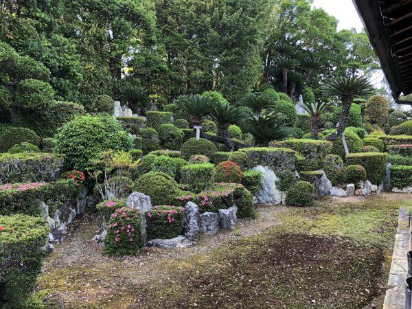医王寺庭園