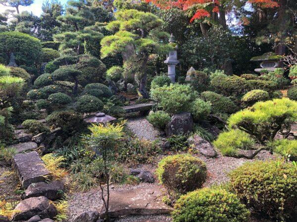 圓常寺庭園