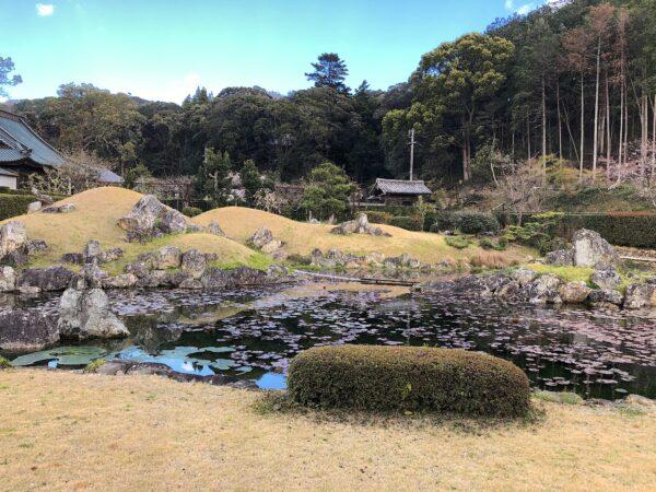 摩訶耶寺庭園