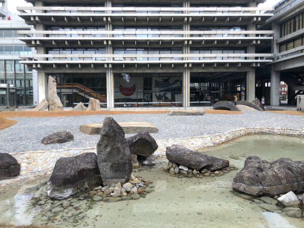 香川県庁舎庭園