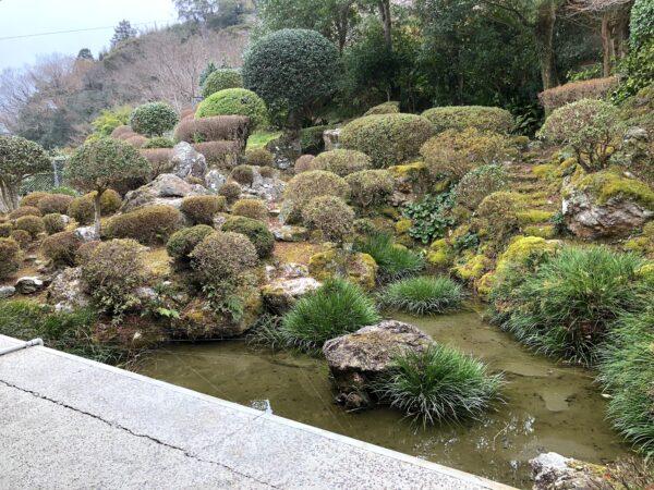 """青山文庫庭園""""九如園"""""""