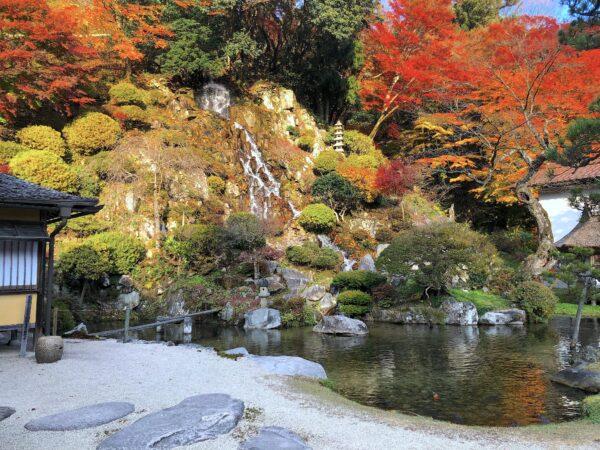 櫻井氏庭園(可部屋集成館)