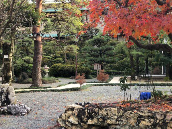 三翠園(旧山内家下屋敷長屋)