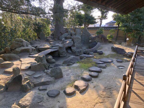 旧河澄家庭園