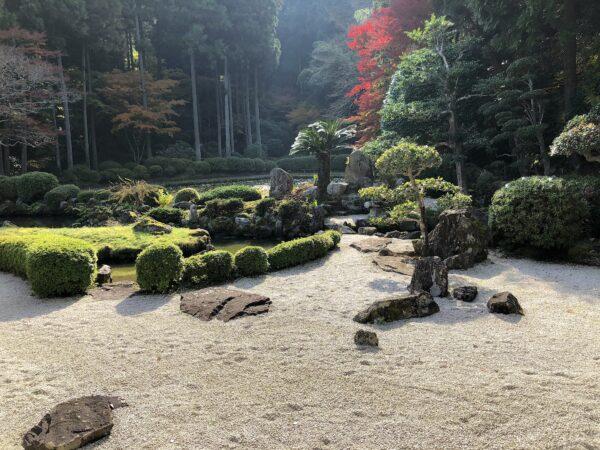 勝定寺庭園