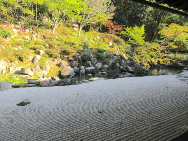 少林寺庭園