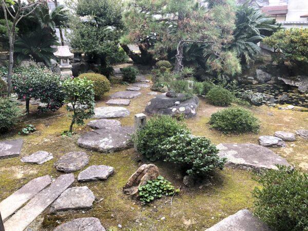 妙法寺(蕪村寺)庭園