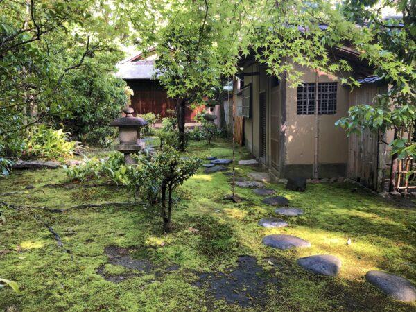 香雪美術館(旧村山家住宅)庭園