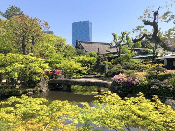 太閤園庭園