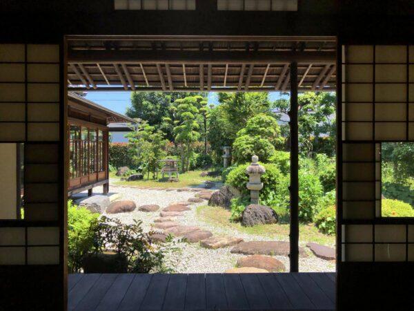 濱口梧陵記念館(稲むらの火の館)庭園