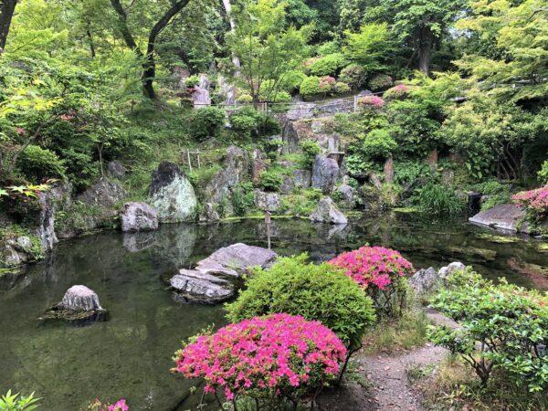 和歌山城 西之丸庭園(紅葉渓庭園)