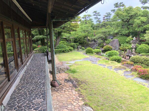 がんこ六三園(旧松井家別邸)