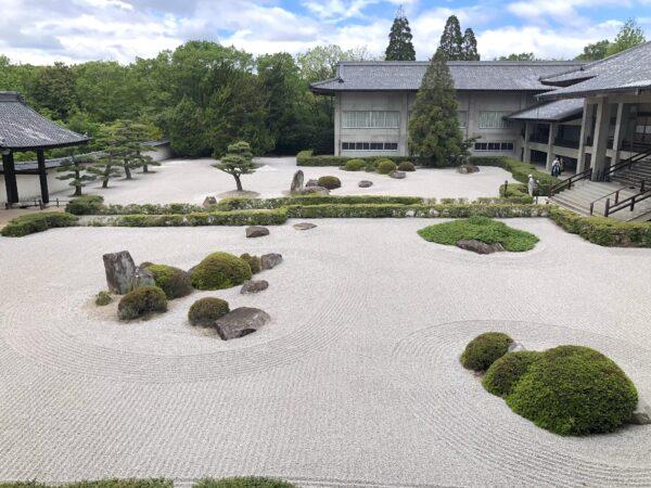 神勝寺無明院庭園