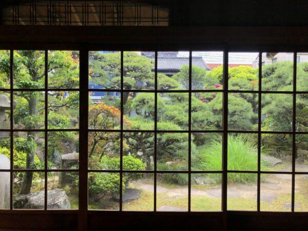 しぶや美術館(旧澁谷昇邸庭園)