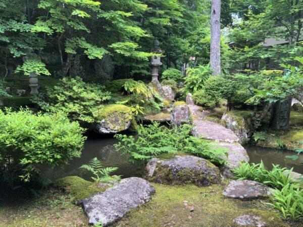 四季倶楽部 飛騨高山荘 日本庭園
