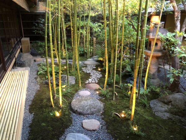 旧川崎家住宅(Gucci Bamboo House)庭園