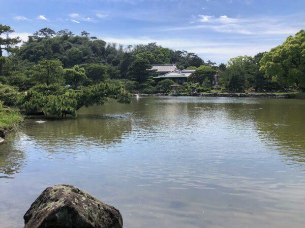 琴ノ浦 温山荘園