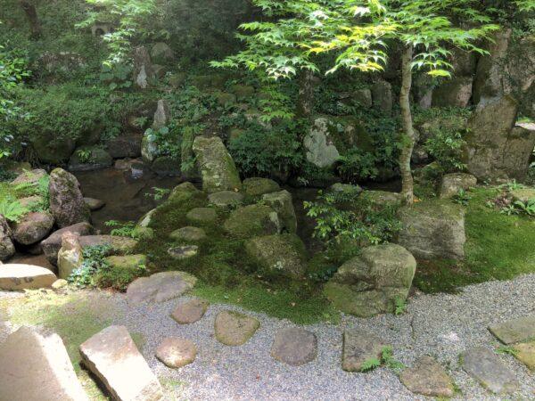 宗猷寺庭園