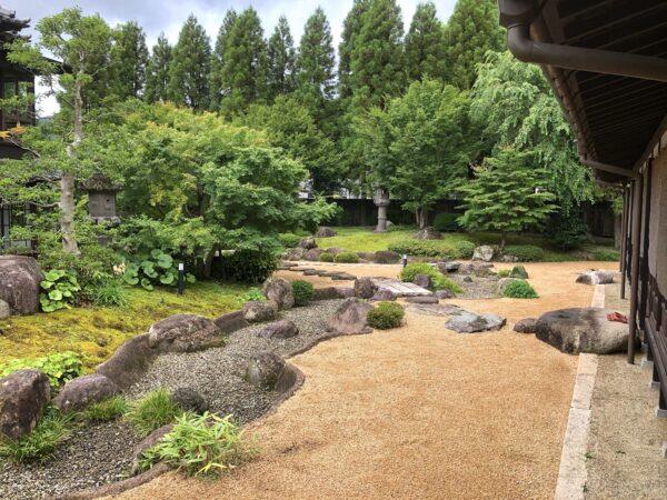 菜香亭庭園