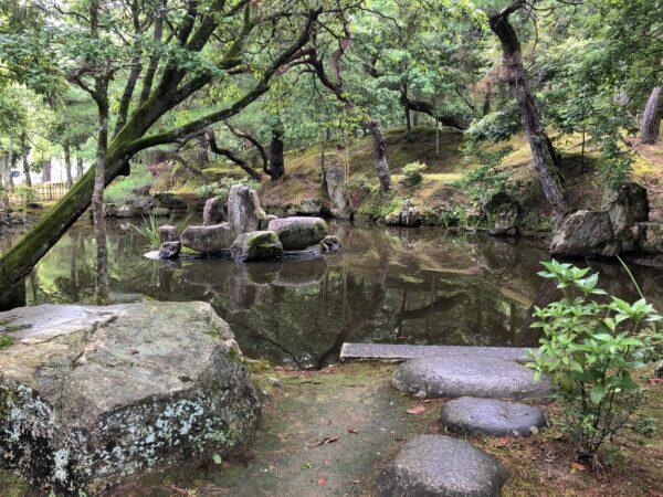 露山堂庭園