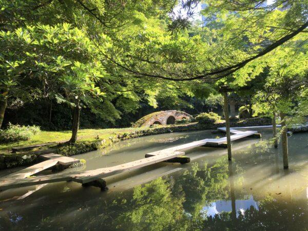 尾山神社神苑(旧金谷御殿庭園)